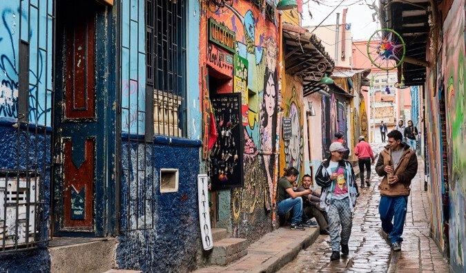 Bogotá : 20 choses amusantes et intéressantes pour 2020