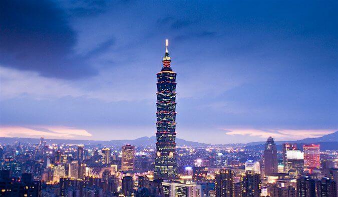 Comment visiter Taipei 101 à Taiwan ? Mise à jour 2020