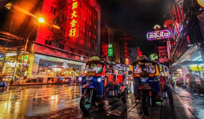 L'Asie du Sud-Est est-elle sans danger ? Mise à jour 2020