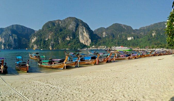 Faut-il visiter Ko Phi Phi en 2020 ?