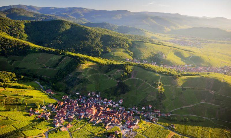 Découvrez l'Alsace par ses activités outdoor