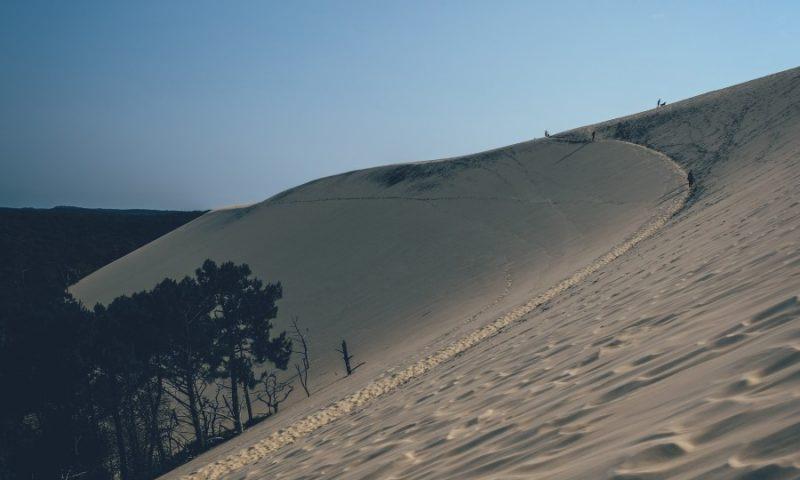 Visiter la dune du pilat prêt de Bordeaux