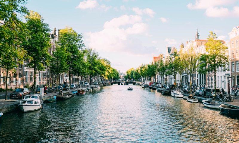 A la découverte d'Amsterdam